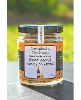 Campbell's Chutneys Kent Beer & Honey Mustard 179g