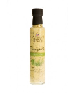 Kentish Oils Garden Herbs Vinagrette 240ml Bottle