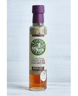Kentish Oils Parsley & Red Onion Dressing & Marinade 250ml Bottle