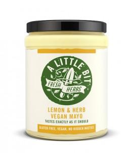 Kentish Oils Lemon & Herb Vegan Mayonnaise 240g