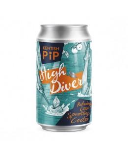 Kentish Pip High Diver Sparkling Refreshingly Crisp Cider 300ml Can