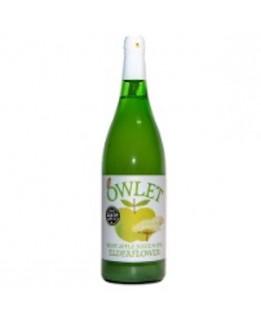 Owlett Apple & Elderflower Juice 1L Bottle