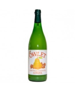 Owlett Pear with Ginger 1L Bottle