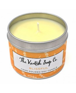 Kentish Soap Company Blissful Soy Wax Candle
