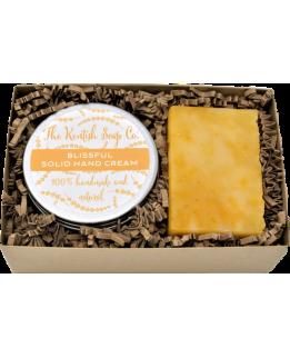Kentish Soap Company Blissful Soap & hand cream gift set