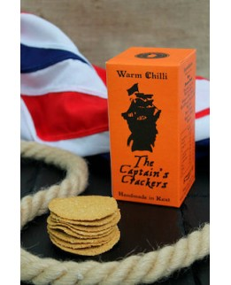 The Captains Crackers Warm Chilli