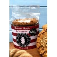The Captains Cookies Apple & Hazelnut