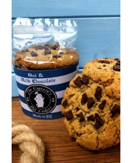 The Captains Cookies Oat & Milk Chocolate