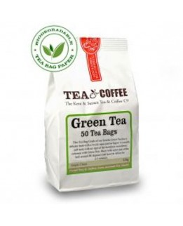 Kent and Sussex Green Tea 50 Bags