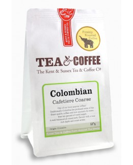Kent and Sussex Columbian Roast Coffee 227g