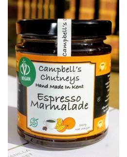 Campbell's Chutneys Espresso Marmalade 220g