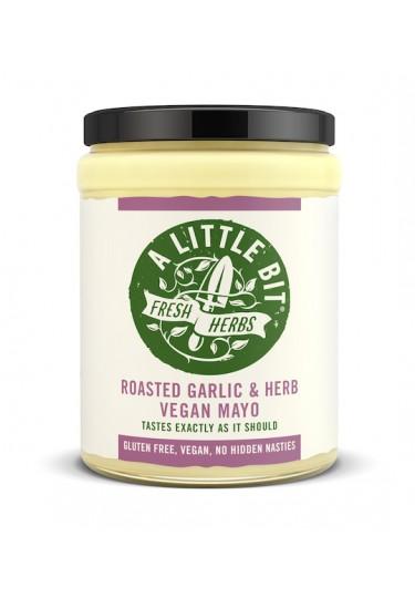 Kentish Oils Roasted Garlic & Herb Vegan Mayonnaise 240g