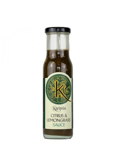 Karimix Citrus & Lemongrass Sauce 250ml